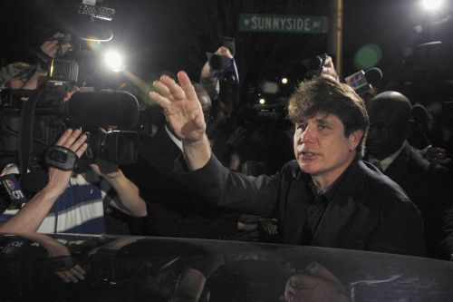 Black Illinois Dems cheer Blagojevich's freedom, still shun Trump