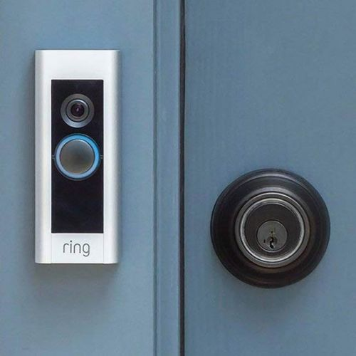 Get a free Echo Dot when buying Ring's discounted home security devices