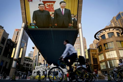 As Trump and Xi Wage Trade Roar, Kim Sees Both Sides of His Bread Buttered
