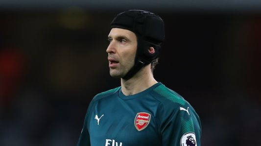 Cech becomes Arsenal No.1 as Gunners launch new kit