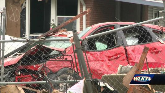 I couldn't believe my eyes': Neighbors shaken by home explosion in Jeffersonville