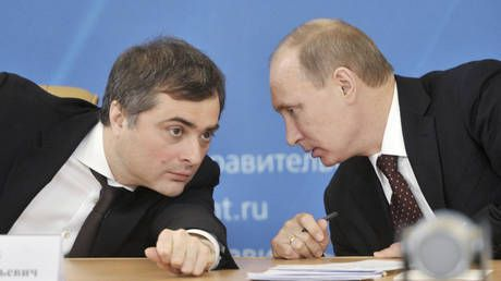 Long-time Putin aide Vladislav Surkov leaving Kremlin 'over Ukraine course shift,' reports claim