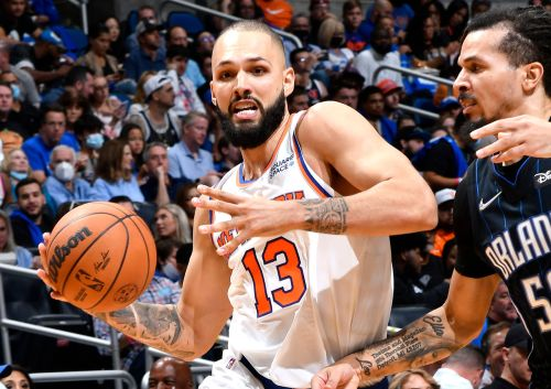 Evan Fournier on his quick Knicks start and Magic exit