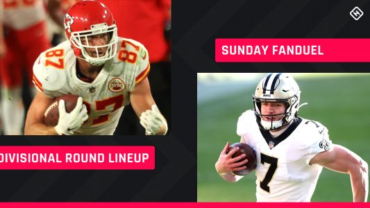 Divisional Round Sunday FanDuel Picks: NFL DFS lineup advice for daily fantasy football playoff tournaments