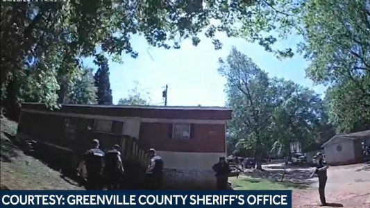 Charges dismissed for Greenville County man bitten by K-9 during arrest, records show