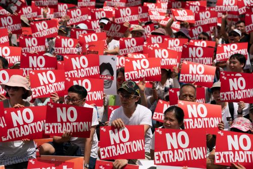 How to Speak Out and Stay Hidden in Hong Kong