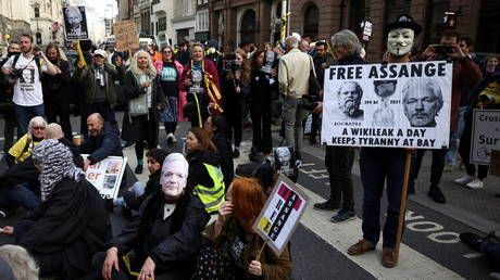 US appeal hearing to extradite Julian Assange concludes in UK High Court with no immediate ruling