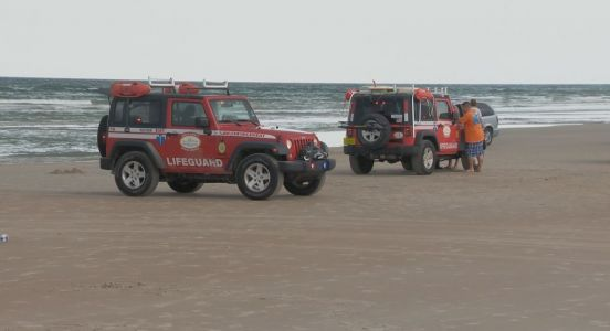 Dozens rescued from rough surf off Volusia beaches