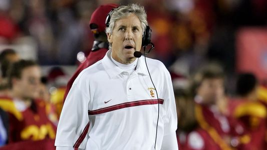 Replay of 2006 Rose Bowl gives Twitter opportunity to dog Pete Carroll again