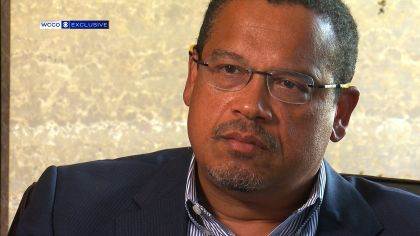Keith Ellison Addresses Abuse Allegations In WCCO Exclusive