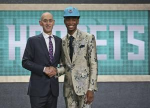 Clippers come out of first round with new-look backcourt