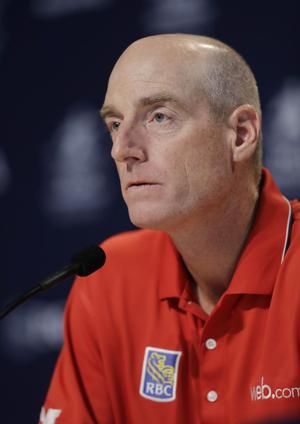US Ryder Cup team unchanged after wild PGA Championship