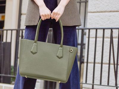 The best work bags that are roomy and stylish