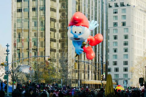 Macy's Thanksgiving Day Parade could be a frigid nightmare