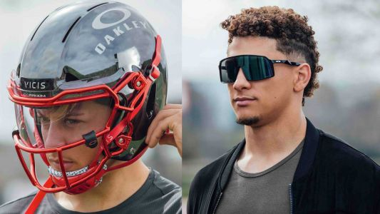 Patrick Mahomes first NFL player to sign endorsement deal with Oakley