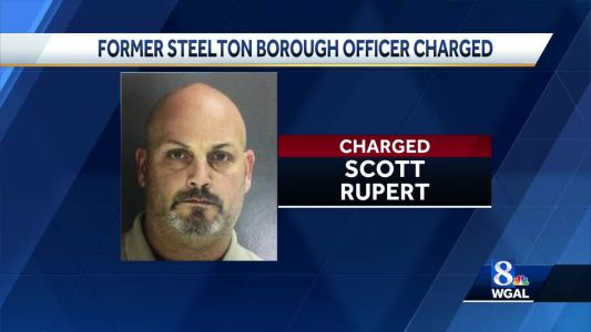 Former Steelton Borough police officer charged with stealing money from evidence room