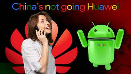 ICYMI: Go Huawei: US is scared of China's strength, not its online spooks