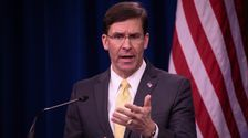 Defense Secretary Mark Esper: 'I Do Not Support Invoking The Insurrection Act'