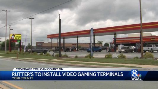 Rutter's to install video gaming terminals