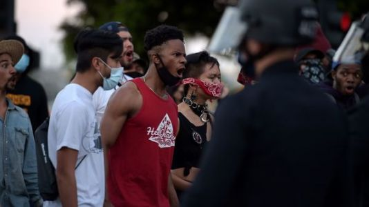 PHOTOS: Protests Over George Floyd's Death Grow Violent: 'It Is How We Express Pain'