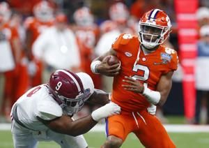 Clemson using Tide loss as motivation heading into fall camp