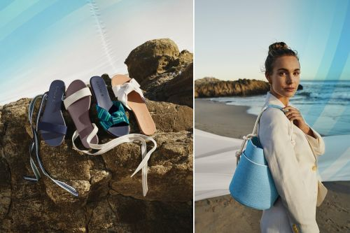 Rothy's April sustainable collection is perfect for summer weather