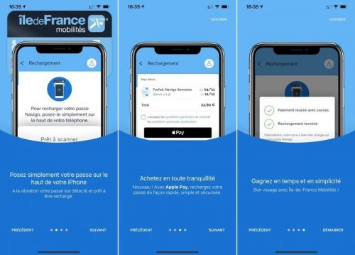 Riders can now pay for Paris metro passes with Apple Pay