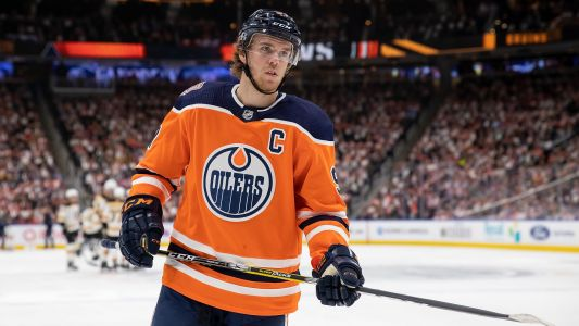 Oilers' Connor McDavid voted NHL's best forward by peers. but they don't want him when game is on the line