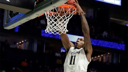 Bearcats move on to Round of 32, downing Georgia State 68-53