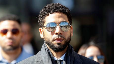 Cops release bodycam footage of actor Jussie Smollett in noose after 'attack'