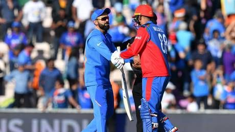 'Lost the game but won our hearts': Afghanistan come close to humbling India in World Cup thriller