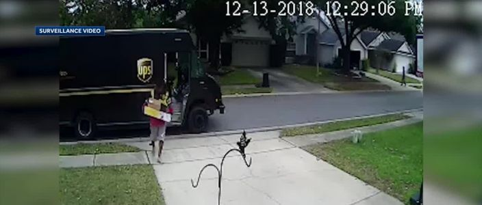 Deputies: UPS driver was running porch piracy scheme in Seminole County