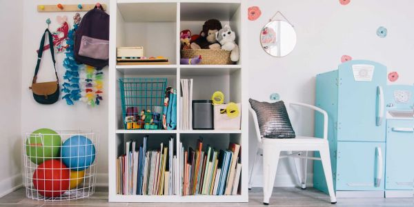 Clear the chaos with these ingenious toy organizers and storage systems