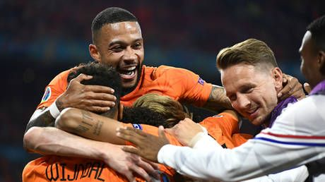 Double Dutch: Netherlands make it two wins from two as they beat Austria to book Euro 2020 knockout spot