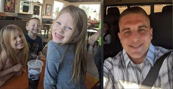 Amber Alert issued for 3 south Georgia children abducted by 'heavily armed' man