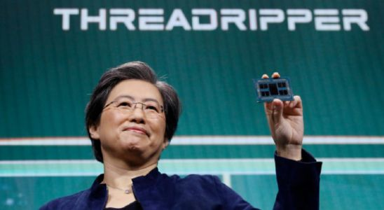 AMD CEO interview - Expect a lot more from us in 2020