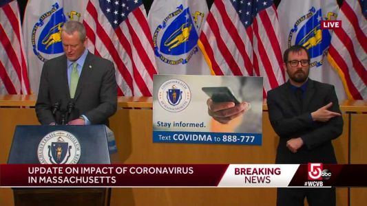 Gov. Baker announces extension of stay-at-home advisory