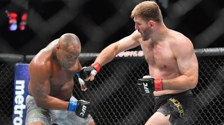 UFC 241: Stipe Miocic stops Daniel Cormier to reclaim UFC heavyweight title