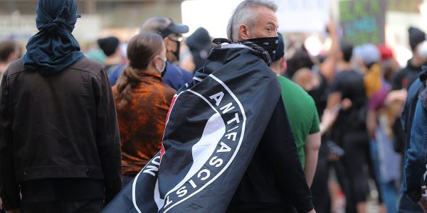 Trump said he intends to declare antifa as a terrorist organization. Here's what we know about the decades-old, leaderless group