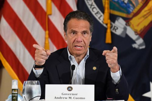 Andrew Cuomo: New York sports teams can hold in-state training camps