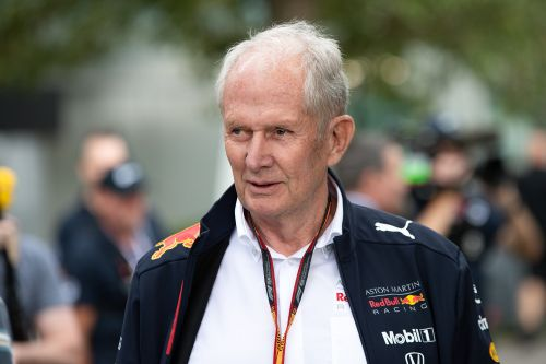 Helmut Marko wants Red Bull's Formula 1 drivers to get exposed to coronavirus