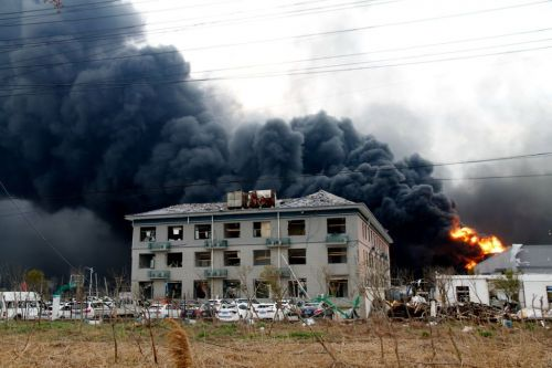 China Factory Explosion That's Killed 47 Adds to Industrial Sector's Dark History of Deadly Accidents