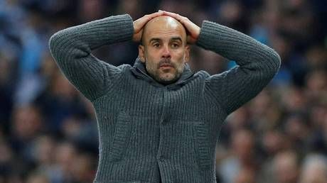 Manchester City BANNED from UEFA Champions League for TWO YEARS for breaking financial fair play rules