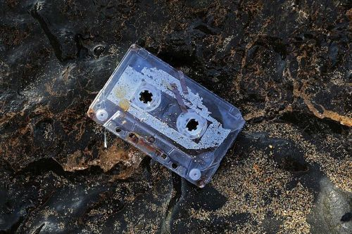 Woman reunited with mixtape she lost 20 years ago after it washed up on a beach in Spain