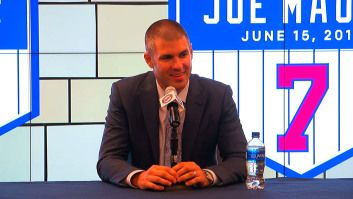 Minnesota Twins Retire Joe Mauer's No. 7 Jersey