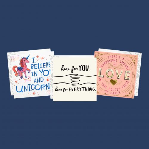 Hallmark is giving away 2 million free cards to help connect people while they're apart