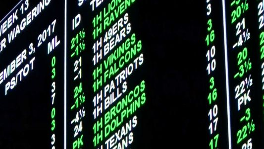 Mass. lawmakers to hold hearings on legalized sports betting