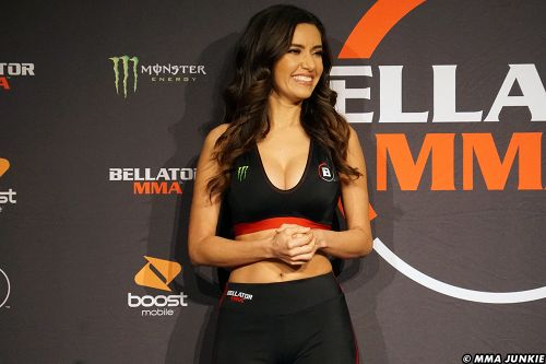 Bellator 239 weigh-in video highlights, photos with potential welterweight barnburner in Oklahoma