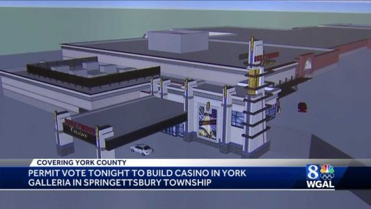 Vote expected tonight on whether to allow mini-casino in York Galleria