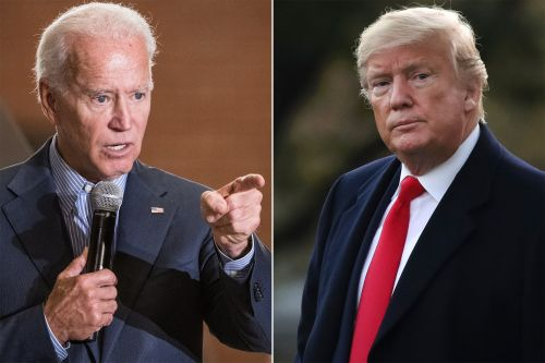 Biden to Trump: 'Release your taxes or shut up'